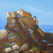 Corte citadelle corse 30x30 dany baumberger